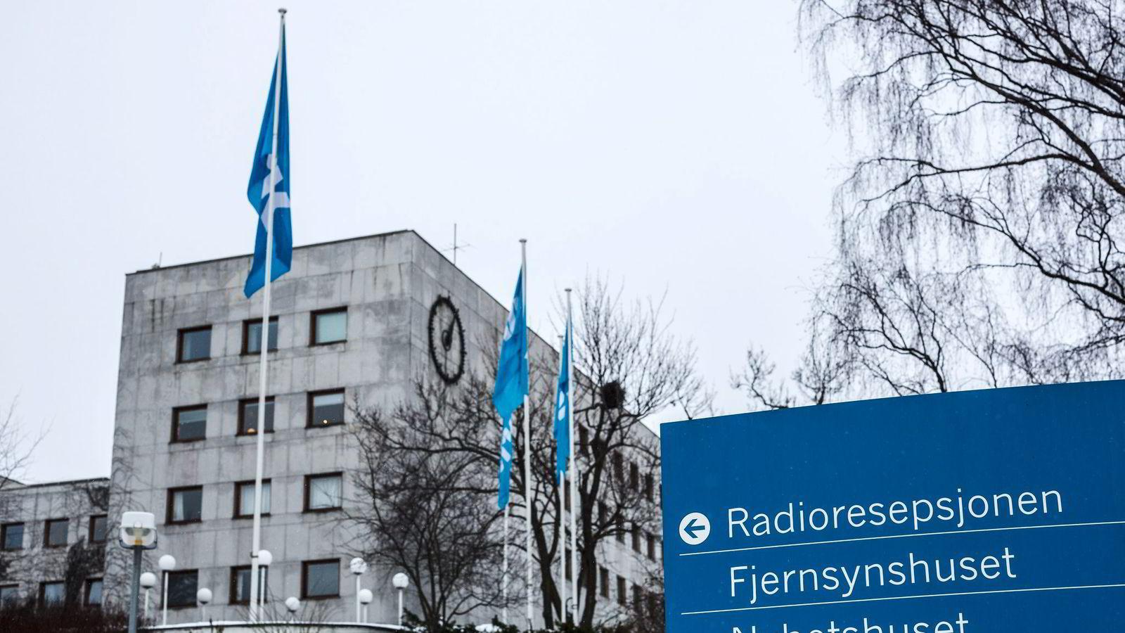 Vår studie viser at det ikke først og fremst er NRK som stjeler lesere fra nettaviser som krever betaling fra publikum, skriver artikkelforfatterne. Foto: Per Thrana