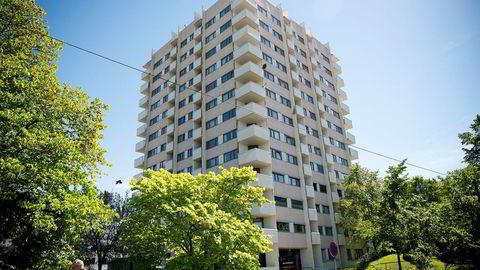 Boligkomplekset Økernveien 149, indirekte eid av Ivar Tollefsen, betaler ikke en krone i eiendomsskatt, skriver artikkelforfatteren.
