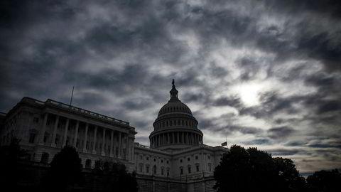 Senatet i USA har sikret finansiering av statsapparatet fram til 8. februar.