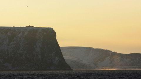 Nordkapplatået i Finnmark