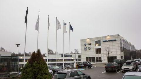 MøllerGruppens hovedkontor på Frysja i Oslo. Foto: