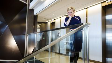 ETTERLYSER TILTAK. Pensjonsrådgiver Alexandra Plahte i rådgivningselskapet Gabler Steenberg & Plahte mener det bør legges bedre til rette for pensjonssparing. FOTO: Per Thrana