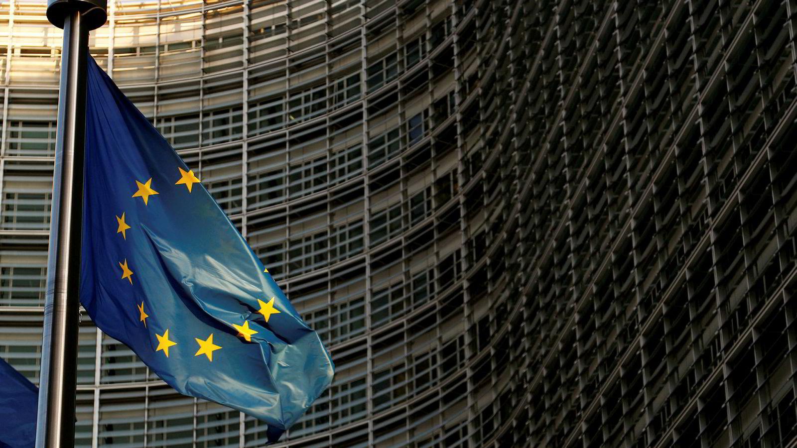 Behandlingen av EU skal ikke ha blitt godt tatt i mot i Brussel.