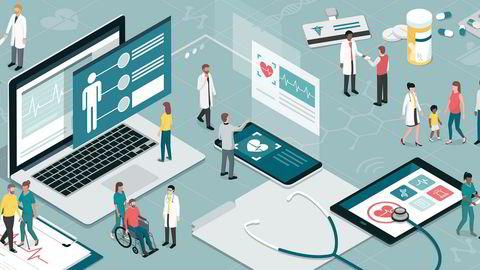 Er direktoratet mer opptatt av å sikre sin egen fremtid som eier av gigantprosjekter, enn av pasientsikkerheten? spør artikkelforfatteren.