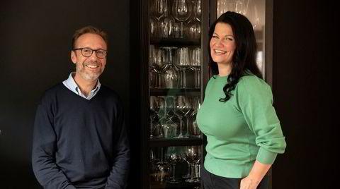Thomas Gjertsen og Merete Bø snakker om rosévin i ukens podkast.