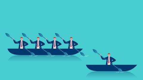 Hva innebærer det å være lojal i en virksomhet? Skal lojaliteten rettes mot ledelsen eller mot virksomheten, spør Einar Øverenget i innlegget.