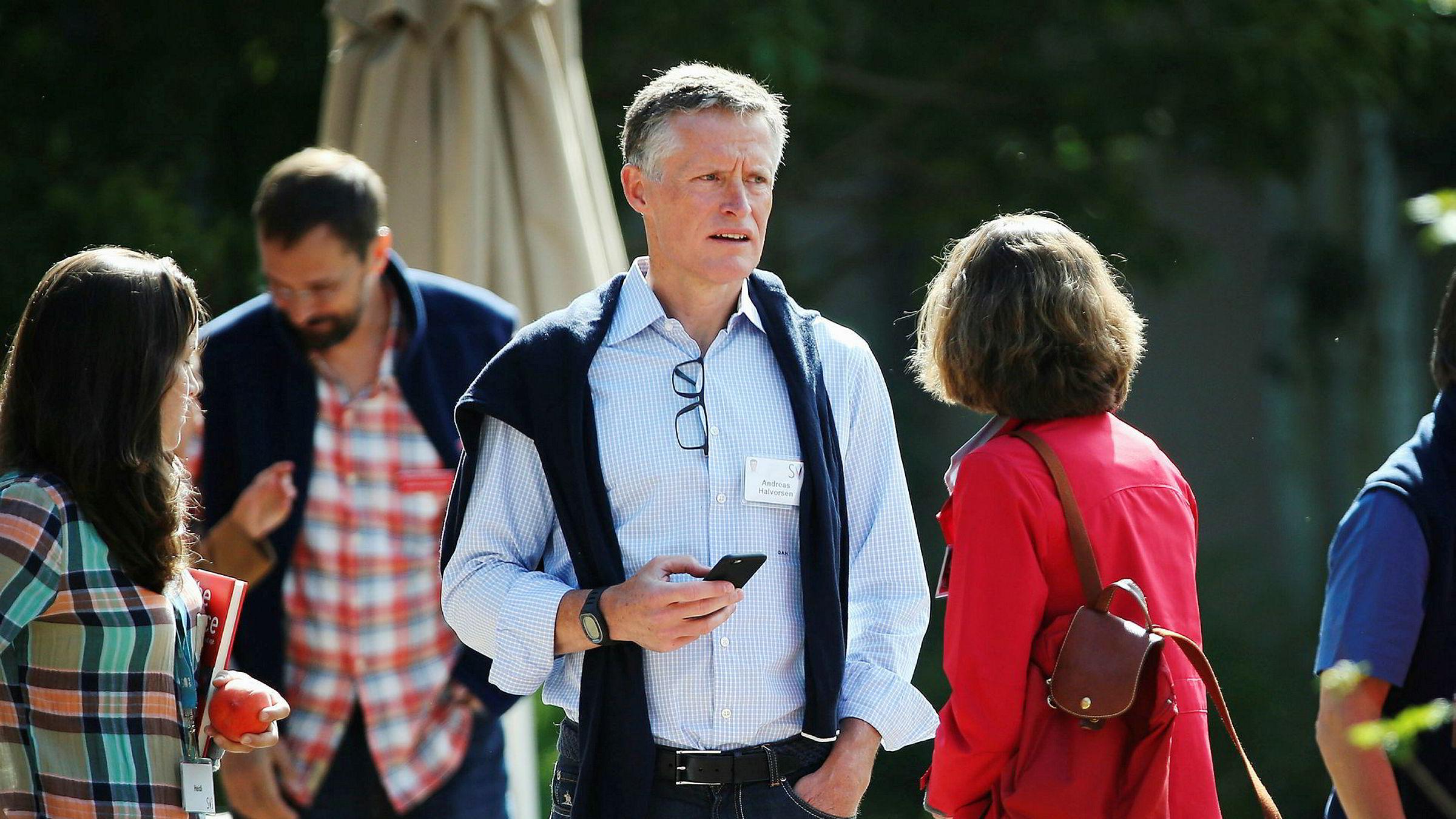 Ole Andreas Halvorsen er opprinnelig fra Østfold, men utvandret til USA på 1980-tallet.