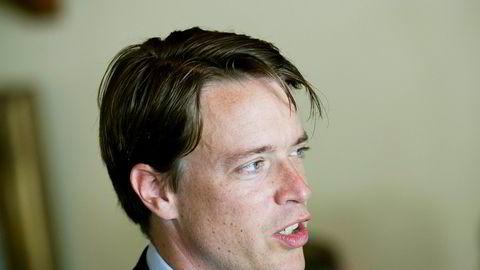 Fredrik Halvorsen ble som 31-åring finansdirektør i videokonferanseselskapet Tandberg. Et halvt år senere inntok han konsernsjefstolen og dro inn 50 millioner kroner da Cisco kjøpte Tandberg for 19 milliarder kroner i 2010.