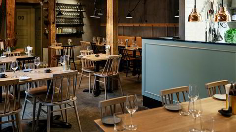 Ny eier. Rema har kjøpt majoriteten av aksjene i Kolonihagen, inkludert restauranten på Frogner. Interiøret er blitt strammere, det enkle er som kjent det beste.
