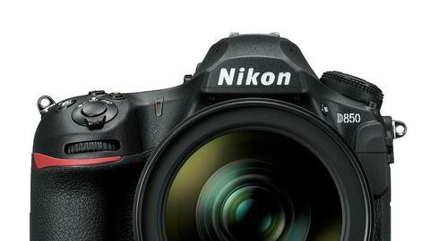 Nikon D850, Nikons aller beste kamera er også det beste i sin klasse.