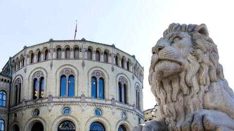 Stortingets avviksmelding til Datatilsynets direktør Bjørn Erik Thon, sendt 6. september, viser at personopplysninger er på avveier.