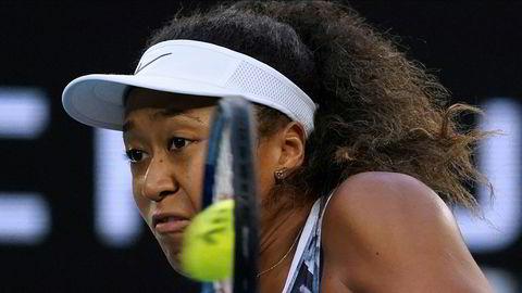 Tennisspiller Naomi Osaka har tjent 37,4 millioner dollar de siste 12 månedene.