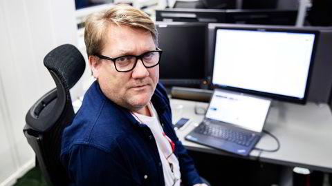 Eirik Mosveen forlater VG og blir politisk redaktør i Avisa Oslo.
