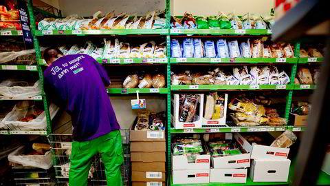 Norgesgruppen har butikker som Kiwi og Meny, og er Norges største dagligvarehandelskonsern.