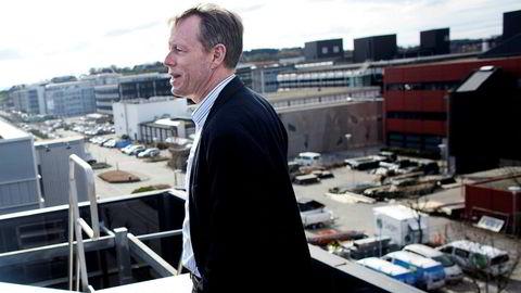På Forus har ledigheten lenge vært veldig høy. Men nå har sentrum av oljebyen Stavanger en høyere andel ledige lokaler enn på Forus. Det er det første gang Jan Inge Røyland i Eiendomsmegler 1 har sett.