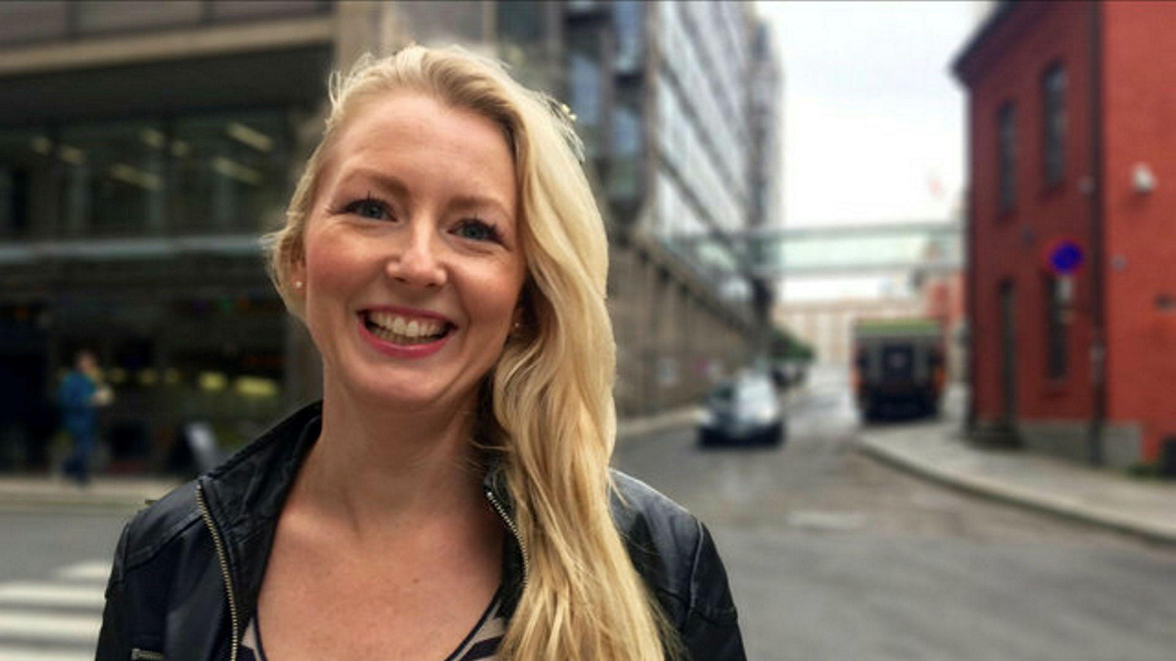 Louise Fuchs jobbet i en årrekke i Schibsted, men gikk i fjor til United Influencers. Nå er hun blitt administrerende direktør.