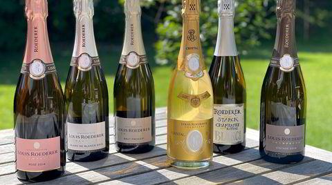 Nye årganger og ny Cristal fra Louis Roederer er blant nyhetene i juli.
