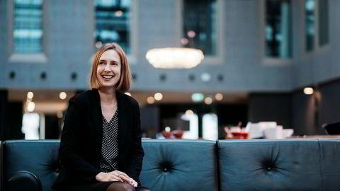 Forsknings og høyere utdanningsminister Iselin Nybø deltok på Solamøtet 2019 mandag.