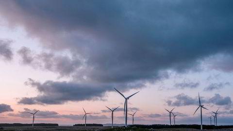 Er utbyggingen av vindkraft lønnsomt for alle?