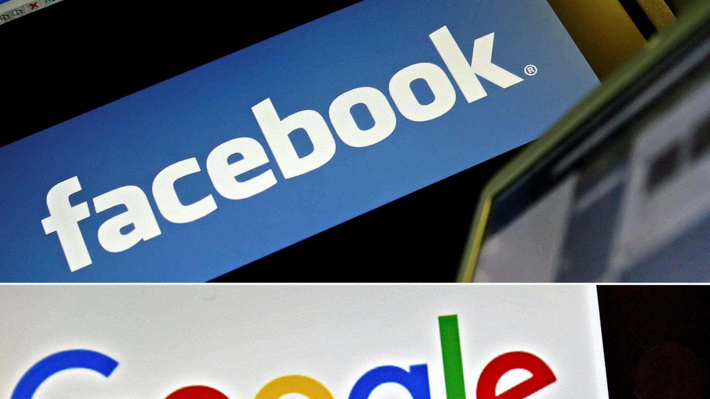 En fersk rapport fra EU mener EU-landene kan ha gått glipp av gigantiske 50 milliarder kroner i skatt fra Google og Facebook de siste årene.