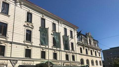Palacehuset sentralt i Göteborg huser den lille franske perlen Hotel Pigalle.