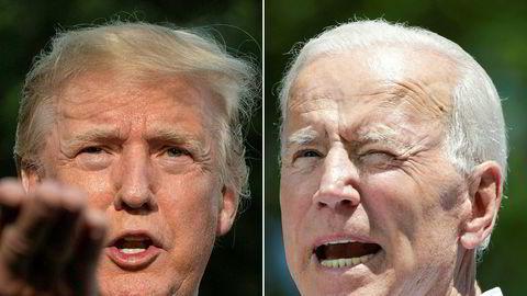 Det nærmer seg presidentvalg i USA med stormskritt, men hvem stikker av med seieren? Det er statistikere og bookmakere uenige om.