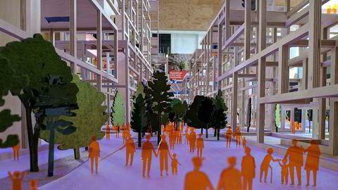 Google hadde som plan å ta over et av Torontos mest attraktive byområder og bygge fremtidens by.