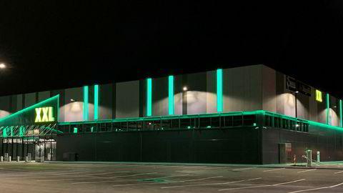 XXLs nye varehus på Hvervenmoen utenfor Hønefoss åpnet 6. februar og er det 37. i rekken i Norge.