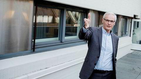 Konkurransedirektør Lars Sørgard har avsluttet etterforskningen av Ringnes.