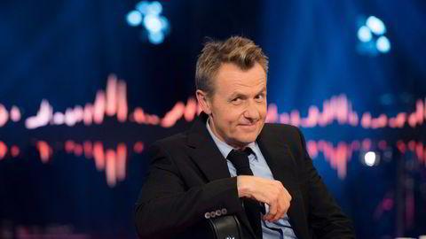 Fredrik Skavlan var gjennom en årrekke Norges ubestridte talkshowkonge.
