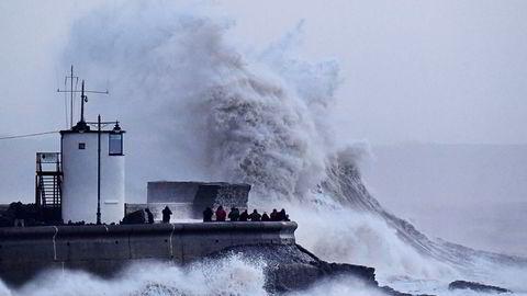Vi har havet å takke for at de av oss som lever på land, ikke opplever enda større klimaendringer, skriver artikkelforfatteren.