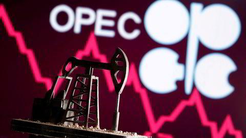 Opec spår betydelig økning i oljeforbruket.