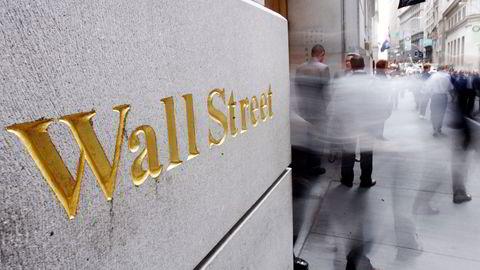 Positive nyheter fører til oppgang på Wall Street.