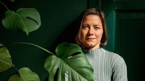 Oppgjør. Ida Aalen har skrevet masteroppgave og tre bøker om sosiale medier. – Mediene fremstiller ofte SoMe som om det er enten eller – himmel eller helvete. Men slik er det jo ikke, sier hun.