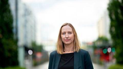 Sjeføkonom Kjersti Haugland i DNB Markets mener nedstengningen av Oslo-regionen vil ha en kraftigere innvirkning på norsk økonomi enn tiltakene som ble innført i november.