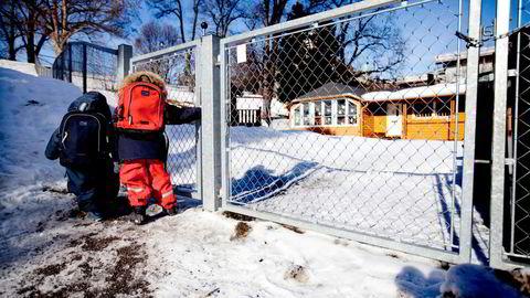 En naturlig konklusjon er at de private barnehagene gir mer velferd for skattepengene, skriver Anne Lindboe i innlegget.