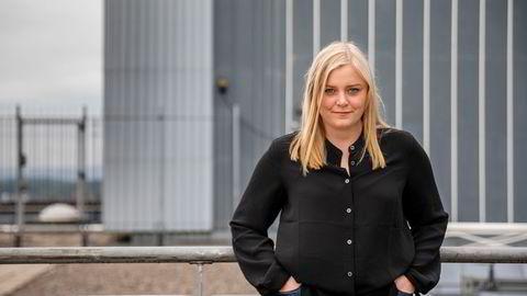 Olje- og energiminister Tina Bru (H) er ansvarlig for energimeldingen.