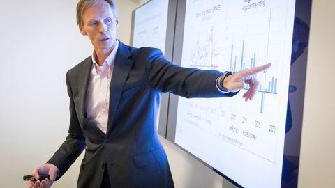 Seniorøkonom Kyrre Aamdal i DNB Markets mener at Pmi-tallene for juli var veldig sterke.