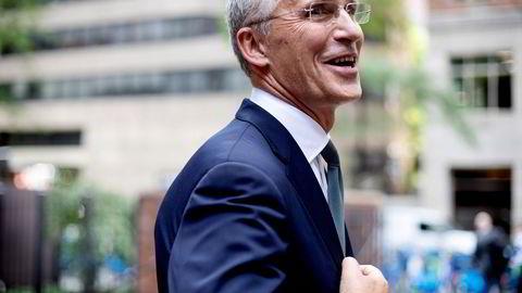 Jens Stoltenberg (62) er inne i sitt siste år som Natos generalsekretær. Han forteller om noen minnerike FN-toppmøter.