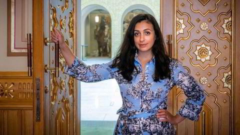 Nestleder i Ap, Hadia Tajik.