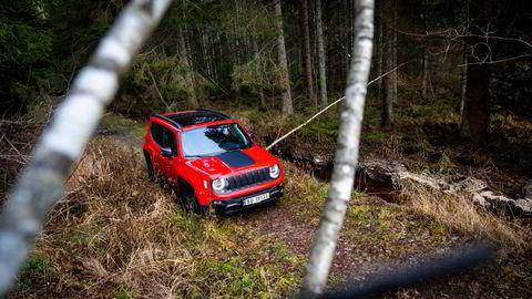Jeep Renegade kommer endelig i en elektrifisert versjon der terrengegenskapene ikke skal lide.
