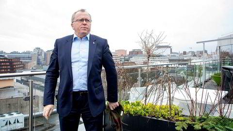 Eldar Sætre er konsernsjef i Equinor, og den som tjener mest blant alle sjefene i selskaper med statlig eierskap.