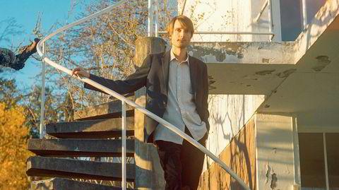 Christian Winther er en av mange fabelaktige musikere som opptrer på Motvindfestivalen i Oslo.