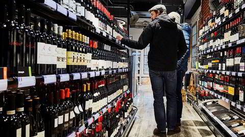 Vinmonopolet får nye åpningstider.