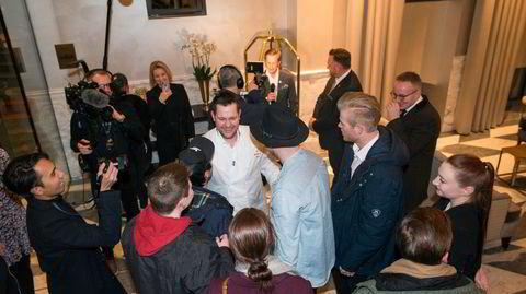 Christopher Davidsen ved Speilsalen på Hotell Britannia innkasserte en Michelin-stjerne på hjemmebane da guiden delte ut fjorårets stjerner i Trondheim. I år lanseres guidens nordiske utgave via et digitalt arrangement i Stavanger.