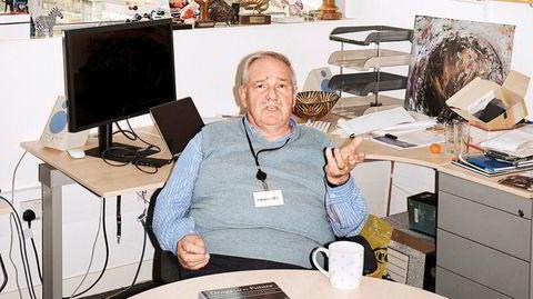 Nutt eller sannhet. I London sitter psykiatriprofessor David Nutt og mener han har funnet opp substansen som gir rus – men ingen bakrus.