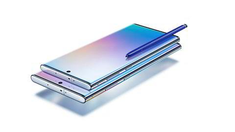 Kraftig resultatfall for Samsung - som ventet.