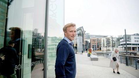 First Generator-forvalter Martin Mølsæter har fått en ugrei start på 2020.