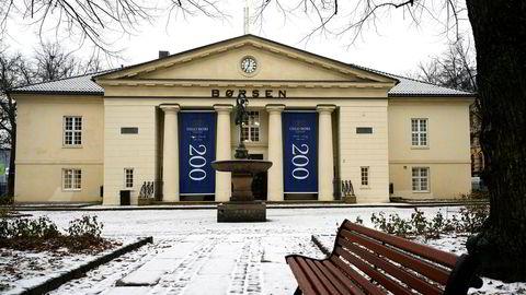 I desember har det vært mest kjøp blant innsidehandlerne på Oslo Børs.