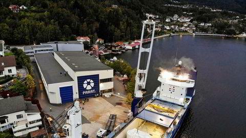 Familiebedriften Parat Halvorsen i Flekkefjord er Norges største leverandør av damp- og varmeanlegg. Nå har de landet en milliardavtale i Kina.